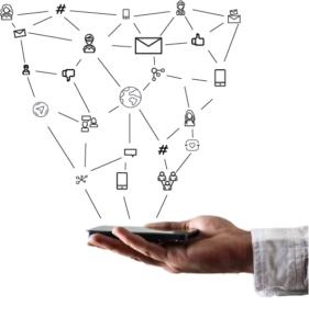 CirclesX Geolocation Social Exchange Platform