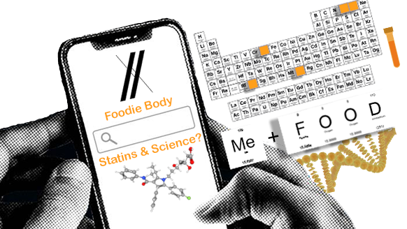 Statins and Science Foody Body bioinformatics